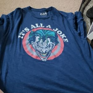 Joker graphic tee